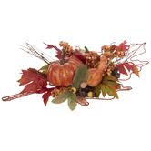 Pumpkins, Gourds & Berries Fall Wall Decor