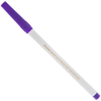 Purple Disappearing Marking Pen