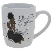 Queen Of Caffeine Mug