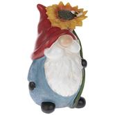 Gnome & Sunflower