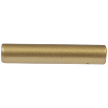 Gold Tube Metal Knob