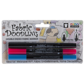 Double Ended Fabric Markers - 3 Piece Set
