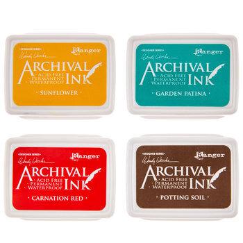 Wendy Vecchi Ranger Mini Archival Ink Pads