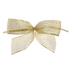 Gold Bow Twist Ties
