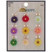 Daisy Flower Charms