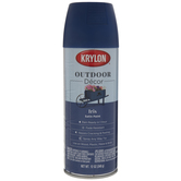 Iris Krylon Outdoor Decor Satin Spray Paint