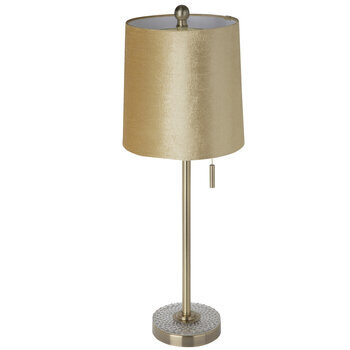 Velvet Lamp