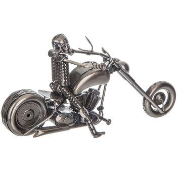 Nuts & Bolts Metal Motorcycle Rider