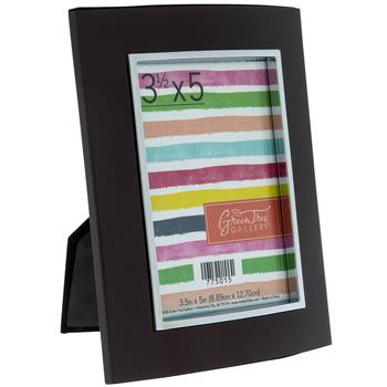"Chocolate Metal Frame - 3 1/2"" x 5"""