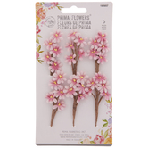 Cherry Blossom Prima Flower Embellishments