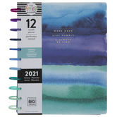 2021 Be Kind Watercolor Happy Planner - 12 Months
