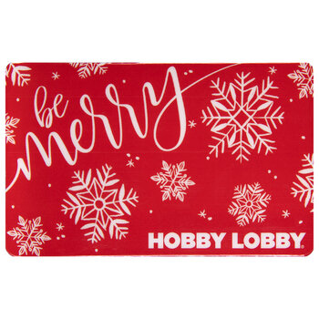 Be Merry Gift Card