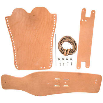 Wild West Leather Holster Kit