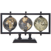 Globe Trio Decor