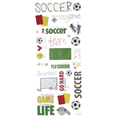 Soccer Doodle Stickers