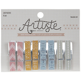 Mini Pastel Clothespins