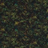 Swirl Cotton Calico Fabric