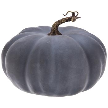 Dark Gray Pumpkin