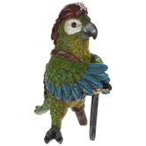 Peg Leg Pirate Parrot