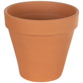 Terra Cotta Flower Pot - Medium