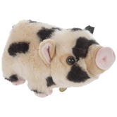 Spotted Pot Bellied Piglet Plush