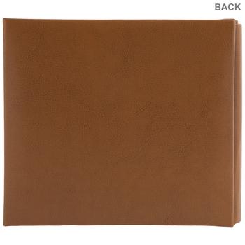 "Camel Vinyl Post Bound Scrapbook Album - 6"" x 6"""