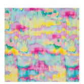 "Bright Abstract Self-Adhesive Vinyl - 12"" x 12"""