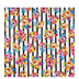 Bloom Striped Self-Adhesive Vinyl - 12