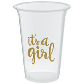 It's A Girl Cup