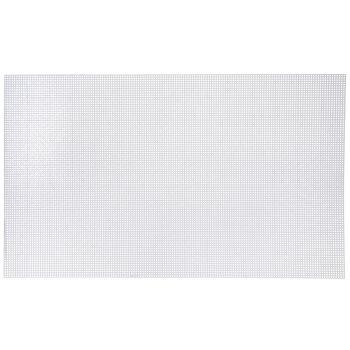 """Ultra Stiff 7-Mesh Plastic Canvas Sheet - 13 7/16"""" x 22 3/8"""""""