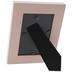 Pink Distressed Wood Frame - 4