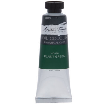Plant Green Master's Touch Oil Paint - 1.7 Ounce