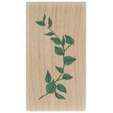 Ivy Vine Rubber Stamp