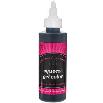 Royal Blue Squeeze Gel Color - 4.5 Ounce