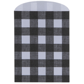 Buffalo Check Craft Sacks