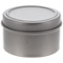 Silver Candle Tins - 2 Ounce