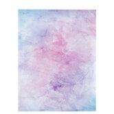 "Pastel Crystal Scrapbook Paper - 8 1/2"" x 11"""