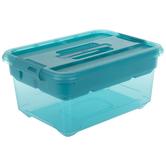 Turquoise Storage Container