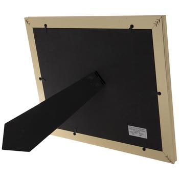 Metallic Gold Beveled Frame