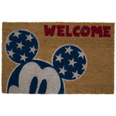 Mickey Mouse Welcome Doormat