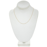 "Vintage Link Necklace Chain - 18"""