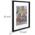 Black Wood Float Wall Frame - 11
