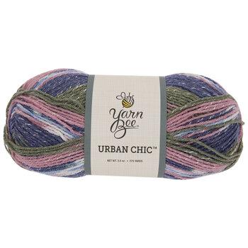 Hydrangea Hoopla Yarn Bee Urban Chic Yarn
