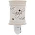 Live Laugh Love Plug In Fragrance Warmer