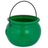 Green St. Patrick's Day Cauldron