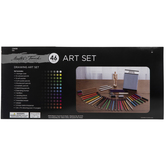 Drawing Art Set - 46 Pieces