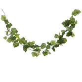 Green Grape Ivy & Clusters Garland