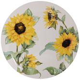 Sunflower Plate - Large
