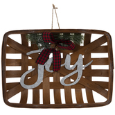 Joy Rectangle Tobacco Basket