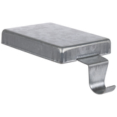 Galvanized Metal Stocking Holders